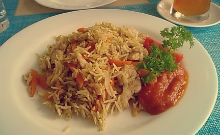 "Chicken ""Plov"""